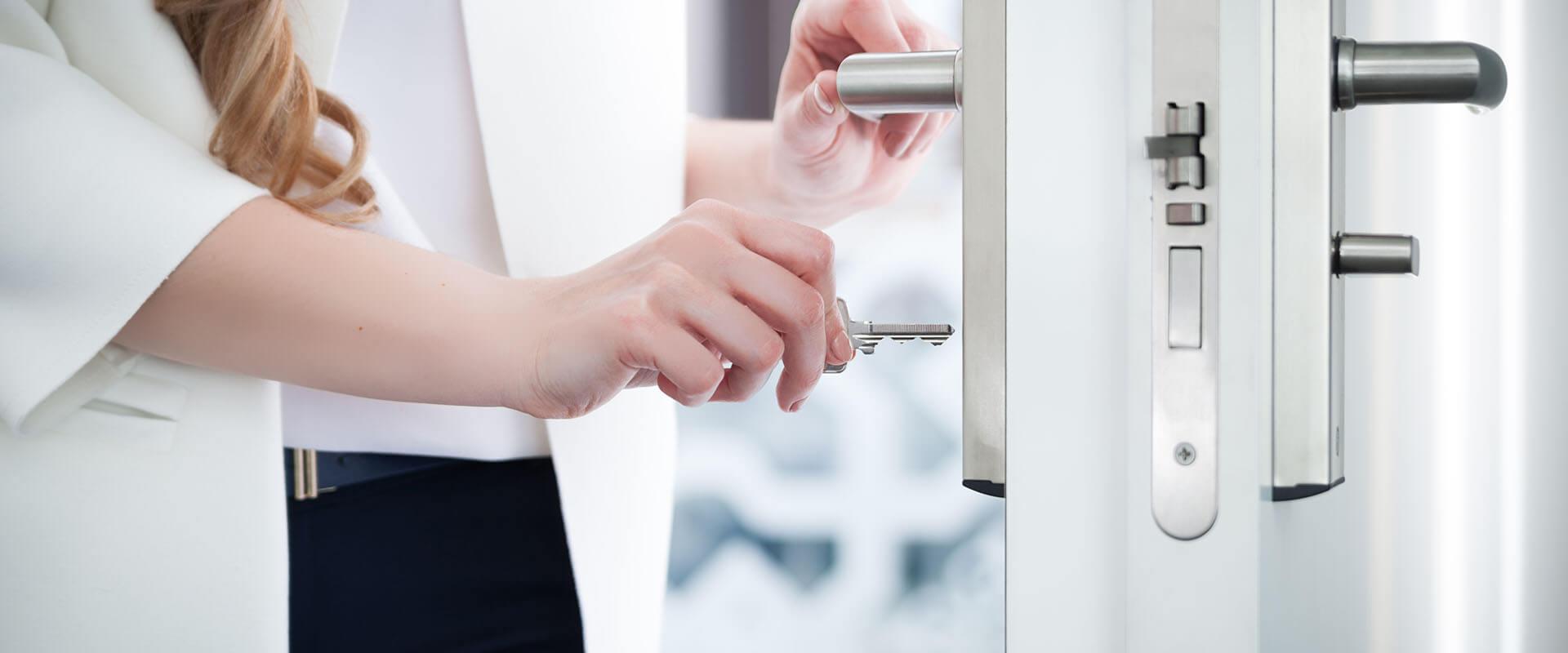 отваряне на врата